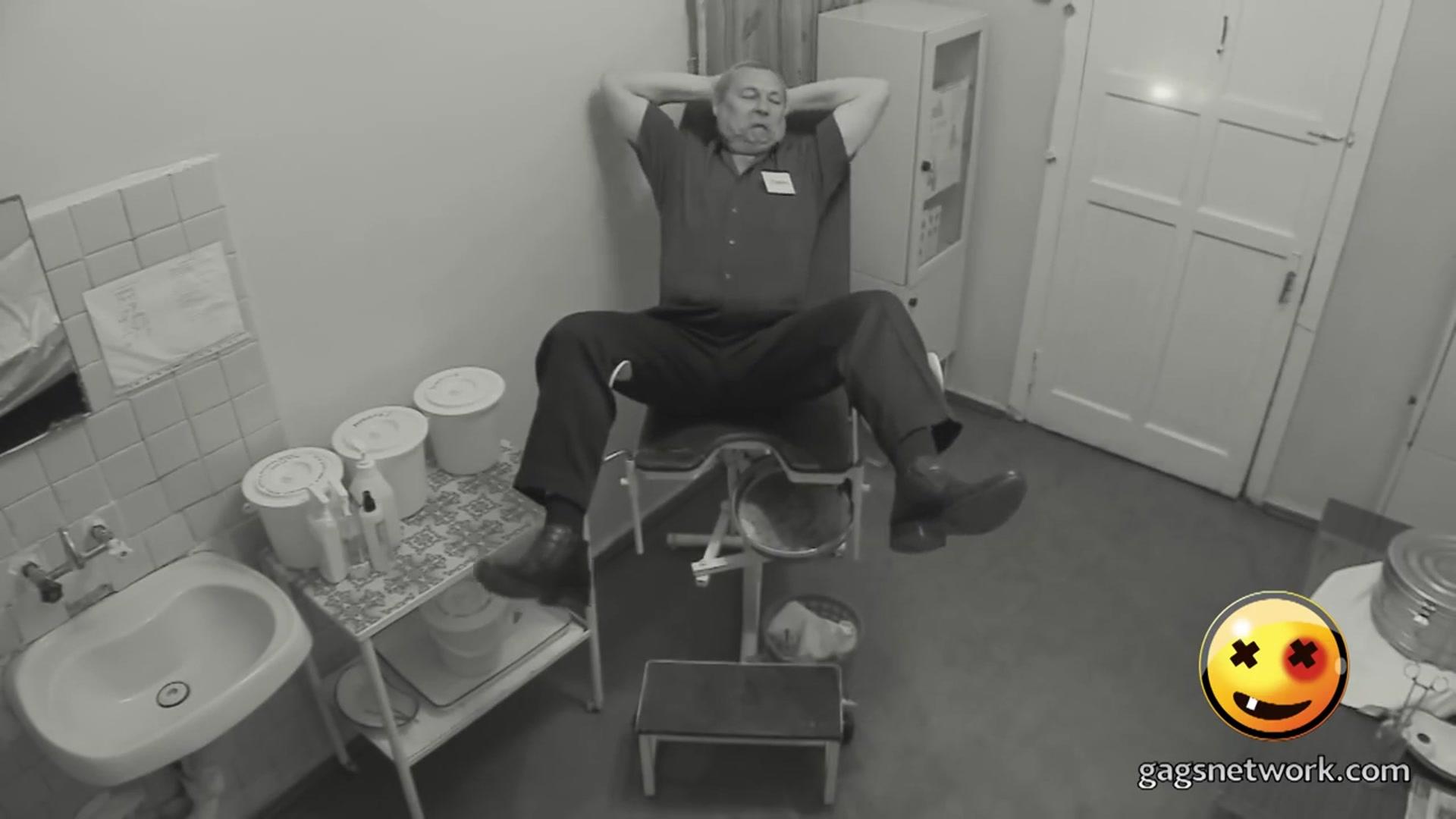 В гинекологическом кабинете видео