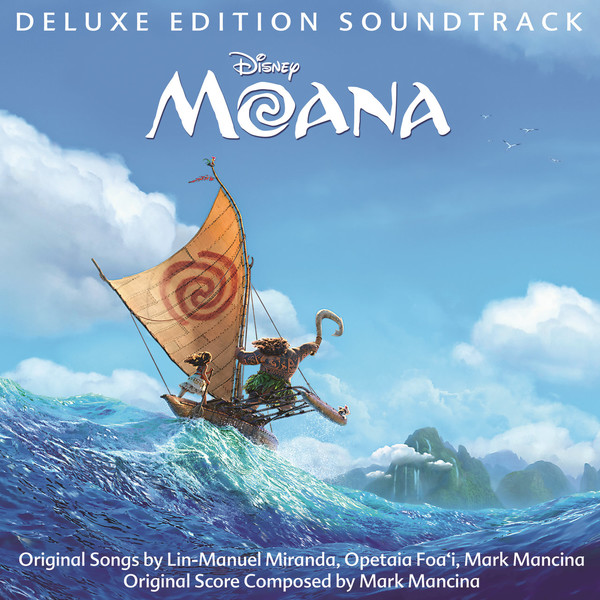 Moana (deluxe edition)